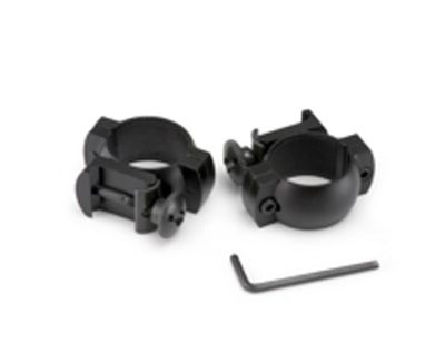Hunting Mount your scope using Excalibur's Scope Rings. Solidly hold your scope to ensure an accurate shot every time. Mount to Weaver-style bases. Rings only. Mount sold separately. Type: Scope Rings. - $15.88