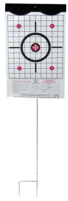 Hunting Just stick it in the ground and shoot it using the EZ Target is that easy. Keep the galvanized metal stand and refill it with the 15-pack of Replacement Targets. Available: 15-Pack Replacement Targets. Size: SIGHT-IN REPLACEMENT. Gender: Male. Age Group: Adult. Type: Targets. - $6.99