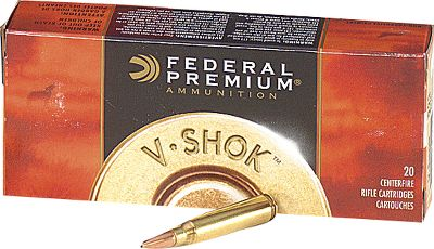 Hunting When speed is of the essence, this .22-250 ammunition provides the velocity needed for prairie dogs, coyotes and other varmints. 20 per box. - $32.99