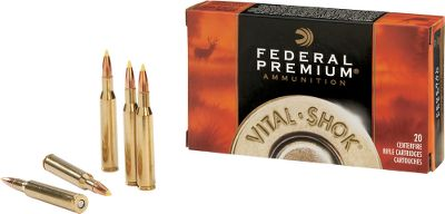 Hunting This .270 Winchester ammo offers complete versatility for all kinds of animals, from small-framed antelope to heavy-boned elk. 20 per box. Type: Centerfire Rifle. - $26.34