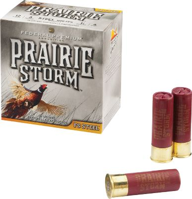 Guns and Military Patented, rear-braking FliteControl wad and a payload of equal parts premium-brand steel and lethal FliteStopper steel combine for ideal knockdown patterns. These shells have the same pellet count and downrange velocity of popular lead loads. 25 shells per box. Made in USA. - $19.99