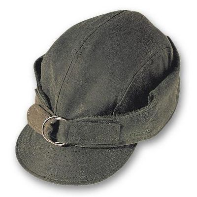 Hunting Hunters have relied on this style of Filson hat to protect them on cold, wind-blown days for generations. The oil-finish cotton Shelter Cloth repels water and wind and has a virgin Mackinaw wool lining for added warmth. Four vent holes with grommets enhance air circulation. Moisture-wicking sweatband. 2-1/4 bill. Made in USA.Sizes: S-2XL.Color: Otter Green. - $65.00