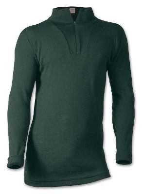 Hunting Filson long johns are knit from extremely fine fibers that result in a smooth finish from the yarns tight-worsted twist and unparalleled comfort that lasts. Wool absorbs up to 30% of its own weight in moisture without feeling damp or clammy, and it helps neutralize odor too. This zip-neck top has a smooth fit for layering and are cut generously enough for ease of movement. The hemmed tail gives this top a finished appearance, and is easy to tuck in. The mock turtleneck collar has a 1/4-zip closure. Ribbed cuffs. Imported. Sizes: S-2XL.Colors: Green, Navy. Type: Base Layer Tops. Size: Medium. Camo Pattern: NAVY. Size Medium. Color Navy. - $154.00
