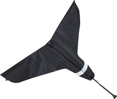 Hunting Use the Double Trouble Goose Flag to attract distant geese and then flip it over to the camo side when you've got 'em coming in. Includes storage bag. Color: Camo. Type: Canada Goose Flags. - $16.88
