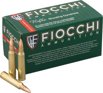 Hunting For practice, plinking or target shooting with your .223 rifle, it's hard to beat the reliability and practicality of Fiocchi Rifle Shooting Dynamics ammunition. These rounds are loaded in the USA using top-notch components and powders to deliver consistent accuracy. High-volume shooters will appreciate the blend of performance and affordability. Per 50. Type: Centerfire Rifle Ammunition. - $19.99