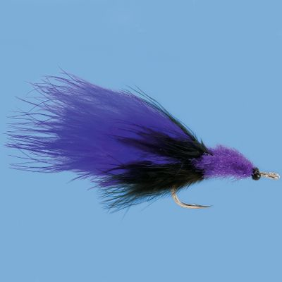 Flyfishing Big, bold and colorful just what you need in a good tarpon fly. Zonker strip tail creates realistic undulating movement underwater. Per each. Sizes: 1/0, 4/0 Colors: (012)Purple, (096)Chartreuse. Color: Chartreuse. Type: Saltwater Flies. - $2.88