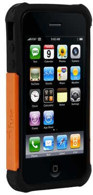Entertainment You can show your pride in the great outdoors while using some of todays latest technology when you wrap your iPhone 4/4S in Mossy Oak Break-Up Infinity camo. Trimmed in your choice of orange or pink, this case is more than just an eye-catching design or conversation piece because it features three levels of hard-core protection for your phone. The shell is fused TPU and durable polycarbonate, with an inside layer of shock-absorbing, wraparound silicon. An Ideal gift for any hunter.Dimensions: 8.5H x 3.8W x 0.8D.Colors: Pink, Orange. Type: Cell Phone Cases. Color Pink. - $34.99
