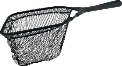 Fishing Using the right tool always makes things easier. The special shape of this net accommodates any livewell configuration and will help you remove your catch from a livewell or fish box quickly, easily and safely. The knotless mesh is designed to protect fish. Features 8 x 12 D-hoop, 8 fixed handle, 3/4 micromesh and 18 net depth. - $14.99