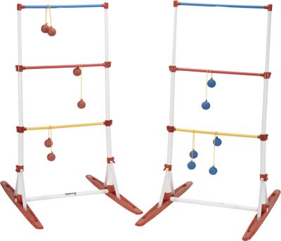 Entertainment Wide assortment of indoor and outdoor games combine on-the-go convenience with action-packed fun for home, camping, parties, tailgating and more. Each game includes complete rules, assembly instructions and all-purpose tailgate travel/storage bag. Imported.Available: 10 Cup, Shooters, Washers, Jammerz, Pole Shoes. Style Jammerz. - $16.88