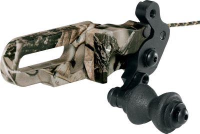 Hunting This rest is easy to use and tune, plus has a 1/4 vertical microadjustment. Ultraquiet draw with dampening rubber bumper for the spot-and-stalk hunter. 100% corrosion-resistant components for long life. Adjustable spring tension. Includes hex wrench for fine-tune adjustments. Right hand only. Camo pattern: Realtree AP. Color: Camo. - $13.88