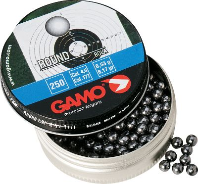 Using state-of-the-art manufacturing techniques, Gamo pellets are consistently monitored to the strictest standards to ensure the highest quality. Each pellet type is tested through actual firing of random lot samplings. If a lot groups outside of 7/8 at 10 to 25 meters the entire lot is discarded. Per 750. Type: Pellets. - $12.99
