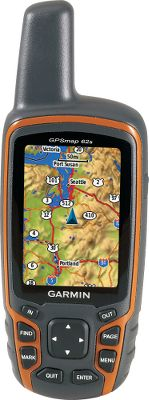 Camp and Hike A ruggedly built workhorse of a GPS packing a wealth of Garmin's best features, including 3-D mapping capabilities, wireless connectivity and high-speed USBinterface. The bright 2.6 sunlight-readable TFT color display has a 160x240-pixel resolution for graphics that pop and are easy to see in direct sunlight. Pre-loaded worldwide basemap with shaded relief supports Garmin custom maps and BirdsEye satellite imagery. High-sensitivity receiver with HotFix speeds up satellite acquisition times. Wirelessly share routes, tracks, waypoints and geocaches between compatible units. Three-axis compass provides accurate headings without being held level. Barometric altimeter tracks changes in pressure to pinpoint your precise altitude and monitor weather conditions. Load optional mapping using the micro SD card slot. High-speed USB and serial interface. Waterproof design. Powered by two AA batteries (not included) for up to 20 hours. Type: GPS. - $349.99
