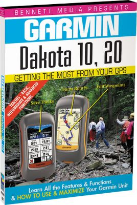Hunting The Dakota 10, 20 Instructional DVD will help you to calculate your position faster, store waypoints efficiently and quickly learn how to access high-resolution maps for any point on the globe. - $10.88