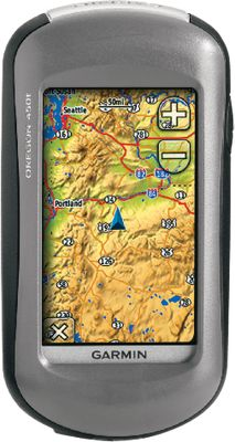 Fitness The world is at your fingertips with the reliable touch-screen technology of the streamlined Oregon 450T series. This feature-loaded refurbished model includes a pre-loaded topographical map database and 3-D mapping ability and barometric altimeter. 18-hr. run time. The rugged, waterproof touch screen simplifies navigation with its one-touch user interface that doesnt use hard-to-see buttons or cursors. By shedding traditional controls, the Oregon series is extremely lightweight and simple to use. New user-friendly programming also means you dont need to be a topography expert to find your way. Digital Elevation Mapping shades map elevations, allowing users to easily pick out a real-world point-of-reference based on the altitudinal differences depicted on the screen. The built-in Routable DEM basemap navigates you around the world. Improved, high-resolution 400x240-pixel display generates detailed map images. Wirelessly exchange routes, tracks, waypoints, geocaches and images with other GPS units. Fix your position quickly with the pinpoint accuracy of the high-sensitivity GPS receiver. The Oregon can store 1,000 waypoints, 50 routes and 10,000 track logs. Expand the units memory with a removable micro SD card. Displays pictures from your micro SD card with the image viewer. Download new data from your computer easily using the included USB cable. Three-axis compass. Runs on two AA batteries (NiMH or lithium batteries recommended, not included). Dimensions: 4.4H x 2.4W x 1.4D. Weight: 6.8 oz. - $209.88