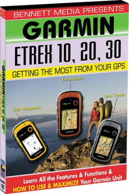 Hunting Quickly and easily learn how to use and maximize your Garmin eTrex satellite navigation unit. From the basics, to intermediate, to advanced operations, the interactive menu lets you choose from its complete selection of easy-to-follow, step-by-step training lessons. 40 minutes. Type: GPS Accessories. - $15.99