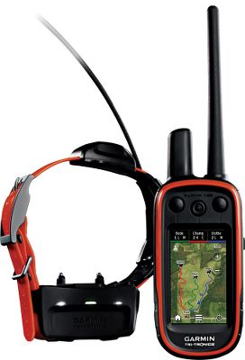 Hunting This tracking and training system tracks up to 20 dogs or people at a single time. Its effective range is up to nine miles and it also reports hunter-to-hunter positions. 18 levels of momentary and continuous stimulation for custom training sessions. MURS frequency band - not compatible with Garmin Astro series. Includes soft-sided canvas carry case. - $719.88