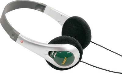 Camp and Hike Headphones built, field-tested and approved for use with all types of metal detectors. The Garrett Deluxe Headphones sport padded earpieces and an adjustable headband for comfort, and produce high-quality sound detection. Outfitted with a durable, thick, coiled and stretchable audio cord with a 90 connector jack. Dual independent volume controls on the generously padded earcups. Extra padding on the headband. - $39.99