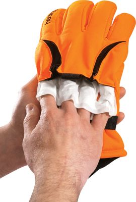 Hunting These specially designed, finger-shaped heater packs fit perfectly in the backhand pockets of Heatrap Hunting Gloves (sold separately). One pair of these disposable heater packs will last six to eight hours in the field. Five pairs per package. Imported.Sizes: Small (fits Medium gloves), Large (fits L-2XL gloves). - $17.99