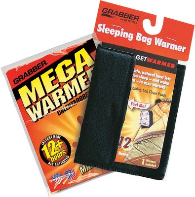 Camp and Hike Cold weather will never keep you from any outdoor activity when you go afield with these handy, safe chemical warming packs. No flame or external heat source is required. Just activate the completely contained chemicals and enjoy comfortable warmth for hours. Available: Adhesive Body Warmers Just stick one of these multipurpose, portable Body Warmers inside an inner layer of clothing, and youll enjoy 12 hours of warmth. Great for long sits in a treestand or in your ice-fishing shack. Also ideal for relieving aching muscles and joints. Adhesive-backed. Per 6. 12-Hour Warm Packs Lasts 12 hours or more, 135 to 158. Great for warming jackets or sleeping bags. Size: 4 x 514. Per 10. 24-Hour Warm Packs Lasts 24 hours or more. Size: 4 x 5-1/4. Per 10. Mini-Handwarmers Perfect for gloves or pockets. Lasts seven hours or more with an average temperature of 135. Size 2 x 3-1/2. 10 pair. Toe Warmers Rounded toe and adhesive backing; stick to the outside of your sock for up to five hours of warmth. Works in a low-oxygen environment. Average temperature of 100F. 8 pair. Sleeping Bag Warmer Place the fleece liner wherever you need warmth and comfort. Uses 12- or 24-hr. warm packs sold above. One 12-hour pack included. Size: 6 x 4. Per 1. Color: Black. Type: Sleeping-Bag Warmers. - $3.88