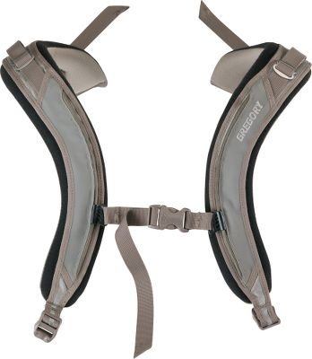 Camp and Hike High-performance 3D harness design eliminates hot spots, rubbing and wrinkles in high-pressure areas for pro-grade endurance and comfort on long-distance hikes. Auto-Cant technology automatically adjusts the harness to fit the slope of your shoulders and the width of your neck, offering a custom fit that wont rub. Dual-density LifeSpan EVA foam construction prevents compression. Weight-transferring Hypalon panels distribute heavy loads across the entire harness. Precurved harness construction for an ergonomic fit. Imported. - $29.88