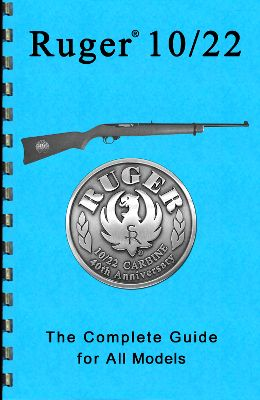 These Ruger Guide Books are complete and up-to-date manuals. Available: The Ruger 10/22 Guide Book has info on all 10/22 models from 1964-2005. 55 pages. 68 illustrations. The Ruger Mini-14/30 Complete Guide is a detailed, illustrated manual for Ruger Mini-14/30 semi-auto rifles. - $11.99