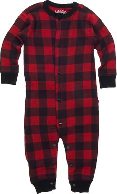 Hunting Keep your little one warm with a classic union suit. Made of 100% cotton, this soft, cozy suit is perfect for those days when extra warmth is needed. Button front with button drop seat in back. Imported. Sizes: 2T, 4T.Colors: Bear Bum, Moose on Plaid. - $26.99