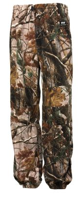 Hunting High-performance fleece pants built for cold weather outdoor activities. Its 100% polyester Crafter fleece keeps you warm and dry by resisting wind and allowing moisture to escape. Articulated knees with double-layer reinforcement for the optimum combination of movement and durability. An elastic drawcord waist provides a custom fit. Elastic ankle bands keep drafts at bay. Imported.Sizes: XS-4XL.Camo pattern: Realtree AP - $89.99