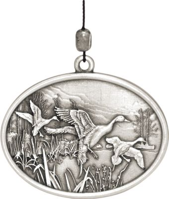 Camp and Hike Created by master engraver Franz Marktl, each wind chime is an exquisitely detailed work of art. His deft touch brings each animal to life. Crafted of lead-free fine pewter, containing at least 92% tin.Length: 30. - $29.88