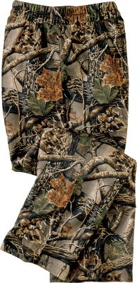 Hunting For more than a century, when hunters saw the Herters name, they knew they were getting quality gear at an unbeatable price. Some things never change. These updated pants have a 100% waterproof microsuede warp-knit shell that will keep you totally dry and let you slip through the woods without a sound. A mesh lining wicks away perspiration and keeps air circulating around you for dry comfort on the inside. And at this low price, you can finally afford to retire that old worn-out rain suit and replace it with one you can count on when the weather turns foul. Elastic waist and snap-adjustable cuffs. Imported. Inseam: 31. Sizes: S-3XL. Camo patterns: Realtree XTRA, Mossy Oak Break-Up Infinity, Mossy Oak Break-Up Country. Size: XL. Color: Realtree Xtra. Gender: Male. Age Group: Adult. Pattern: Camo. - $59.99