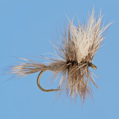 Flyfishing The Adams Wulff is perfect for Callibaetis hatches. Per 3. Sizes: 10, 12, 14, 16. Type: Dry Flies. - $4.49