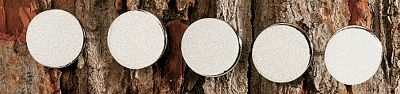 Hunting Use these trail markers to ensure you never get lost in the woods or lose a blood trail. Reflective up to 200 ft. Per 50. Colors: Orange, White. Color: Orange. - $2.99