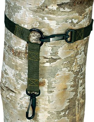 Hunting Use this system to eliminate one of the biggest hazards involved in hanging a treestand. It supports the weight of the stand, freeing both your hands while you position and attach it to the tree. Equally effective for stand removal. 40-lb. weight limit. Imported. - $12.99