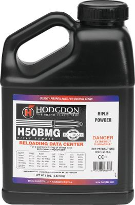 A favorite of handloaders since 1946, Hodgdon powders have long delivered superior match-grade accuracy. Type: Smokeless Powder. - $19.99