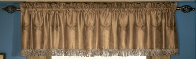 Entertainment Easily dress up any window by adding this attractive, western-style valance. 100% polyester. 18 W x 84 L. Gender: Male. Age Group: Adult. - $29.99