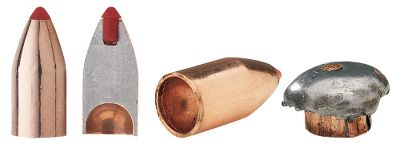 No need for a sabot with the new copper jacket design. The FPB is one of the easiest loading muzzleloader projectiles on the market, requiring only 25 lbs. of loading force. The flexible polymer tip compresses into the nose on impact and causes superior expansion for great results on big game. Color: Copper. Type: Bullet. - $17.99