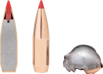 Hunting Hornady A-MAX bullets have Ultra-Low Drag tips and boattail bases to achieve tight groups at extended ranges. Per 20. - $49.99