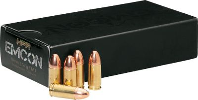 Guns and Military This clean, quiet ammo is specifically engineered for use with suppressed firearms. The bullets metal jacket completely encompasses the lead core, protecting the suppressor from lead emissions while shooting. Proprietary HyperClean technology and subsonic speeds make these bullets ideal for prolonging the life of your suppressor. Per 50. - $23.99
