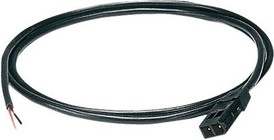 Motorsports This waterproof, 6-ft. Power Cable has a plug on one end and soldered bare leads on the other end. - $16.99