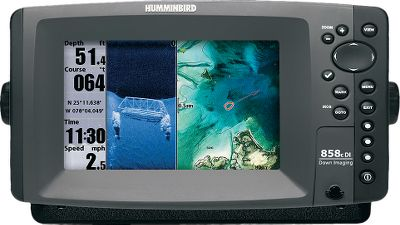 Fishing Down Imaging reveals amazing cover and structures detail right under your boat 7 full-color LCD with 480x800-pixel clarity SwitchFire down-looking sonar picks up fish and structures 4,000-watts peak-to-peak power Displays water temperature and speed Precision 50-channel GPS with WAAS LakeMaster and Navionics Platinum compatibility Ethernet port shares sonar and GPS data between two units - $899.88