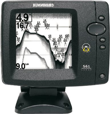 Fishing 5 LCD monochrome display 320x320-pixel display Premium DualBeam Plus sonar 2,400-watt peak-to-peak power 20/60 sonar coverage delivers superior bottom detail Intuitive X-Press menu 800-ft. depth Temperature included Optional speed sensor Type: Sonars. - $129.88
