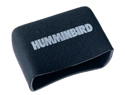 Motorsports Extend the life of your Humminbird unit mount by keeping rain and dirt out of the electrical connections when not in use. The durable, textured vinyl cover slides over the electrical panel of your base when the unit is removed. Designed for use with the MS2-Y, MS2-G, MS-B and MS-M. - $11.49