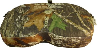 Hunting Hand-built specifically for predator and turkey hunters, the Hunt Comfort Scout is an ultrapremium, wearable, hands-free seat. Covered with waterproof, durable, stretchable and quiet ComfortTex hunting-seat fabrics developed by Hunt Comfort, itll keep you hunting comfortably season after season.The SuperLight gel seat is ergonomically shaped and weighs a mere 1 lb. 6 oz., making it perfect for stalk hunting. Includes a single set of FC-1 snap adapters on each side for securing the seat to stands or packs and one on the back for other equipment. Tough-Tek abrasion- and slip-resistant bottom. Three-year total quality warranty. Made in USA.Dimensions:10.5L x 15W x 2.5D.Camo pattern: Mossy Oak New Break-Up. - $49.99