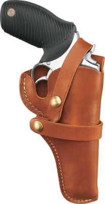 Hunting For over 50 years, hunting and sports enthusiasts have counted on Hunter for high-quality holsters, gun cases and shooting accessories. The Taurus Judge Leather Belt Holster is built of vegetable-tanned leather and fits belts to 3 wide. Features a snap off to remove the holster from your belt easily. It is for use with the Taurus Judge with 3 barrel and 3 cylinder. Right-hand only. Made in USA. Type: Traditional. - $29.88