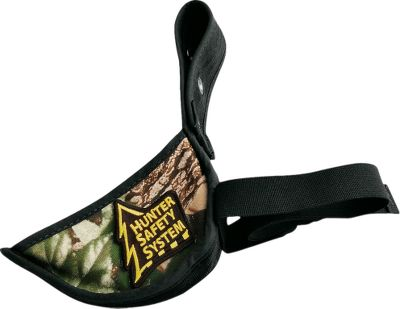 Hunting The adjustable belt loop and elastic leg strap snaps on quick and provides a carrying position that not only protects your bow, but also keeps it in position for a quick shot. - $10.99