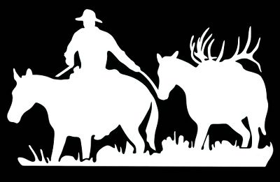Hunting Let everyone know your favorite outdoor pursuit and dress up your hunting vehicle at the same time with one of these easy-to-apply decals. Each vinyl emblem comes on pre-cut transfer tape, so all you have to do is clean the surface of the area to be decorated, peel the decal off its backing and stick it on. Color: White. Designs:Ruttin Buck Typical Skull Non Typical BuckPack Train - $2.88