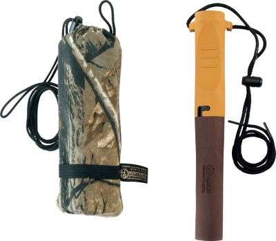 Hunting The only whitetail call youll ever need. Its patented ridges and flexible fingering membrane reproduce lifelike calls that mimic the smallest fawn to the largest buck. Includes the Primetime Rattling Bag for authentic antler-clashing sounds. Game Call Type: Call Combos. Species: Deer. Type: Deer Calls. - $24.99