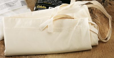 Hunting Breathable cotton canvas construction lets you wash and reuse this generously sized, durable bag. Imported. Measures: 72 L x 42 W. - $19.99