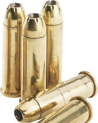 Hunting Heres an incredibly low price on top-quality new manufacture .38 Special ammunition. 125-grain jacketed hollow-point bullets are made by HSM. Great for target practice and honing your revolver shooting skills. Type: Centerfire Handgun. - $154.99
