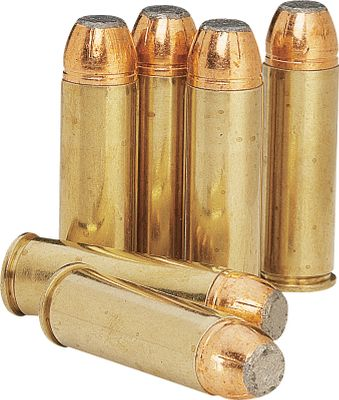 Entertainment Shooting this popular, heavy-hitting caliber no longer has to hit you in the wallet. Buying this ammunition by HSM in bulk saves you both time and money. Sold per 200 rounds with a NEW Dry-Storage Box. - $269.99