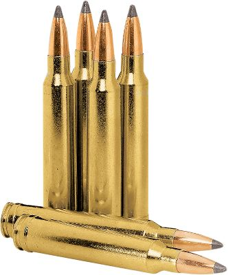 Hunting The superior precision and affordable pricing of this ammo makes it the perfect choice for range and woods. These .300 Winchester Magnum rounds are loaded with soft-point bullets. The 180-grain bullets have boattail bases for enhanced long-range aerodynamics. Type: Centerfire Rifle. - $199.99